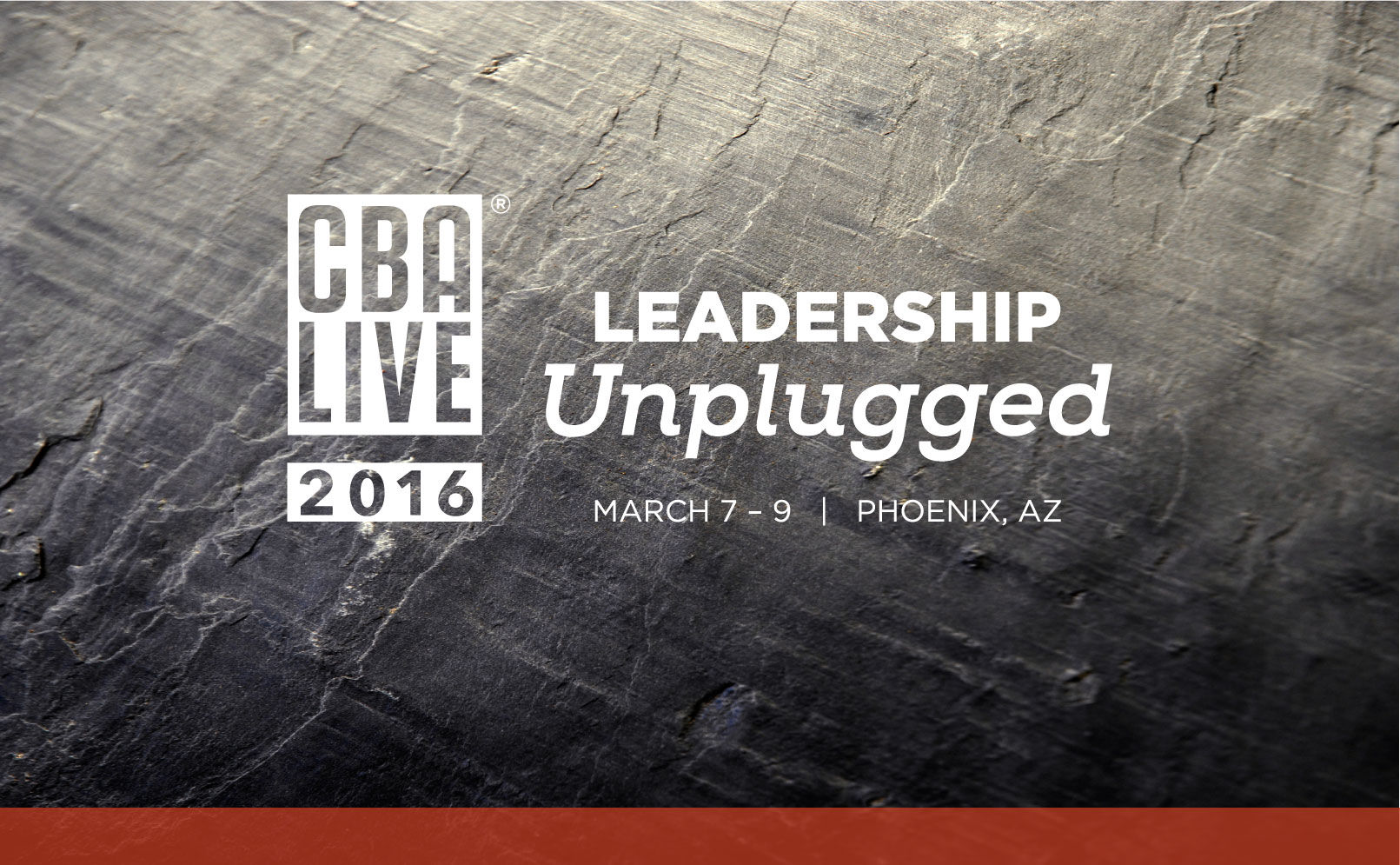 CBA LIVE 2016: General Stan McChrystal | Consumer Bankers